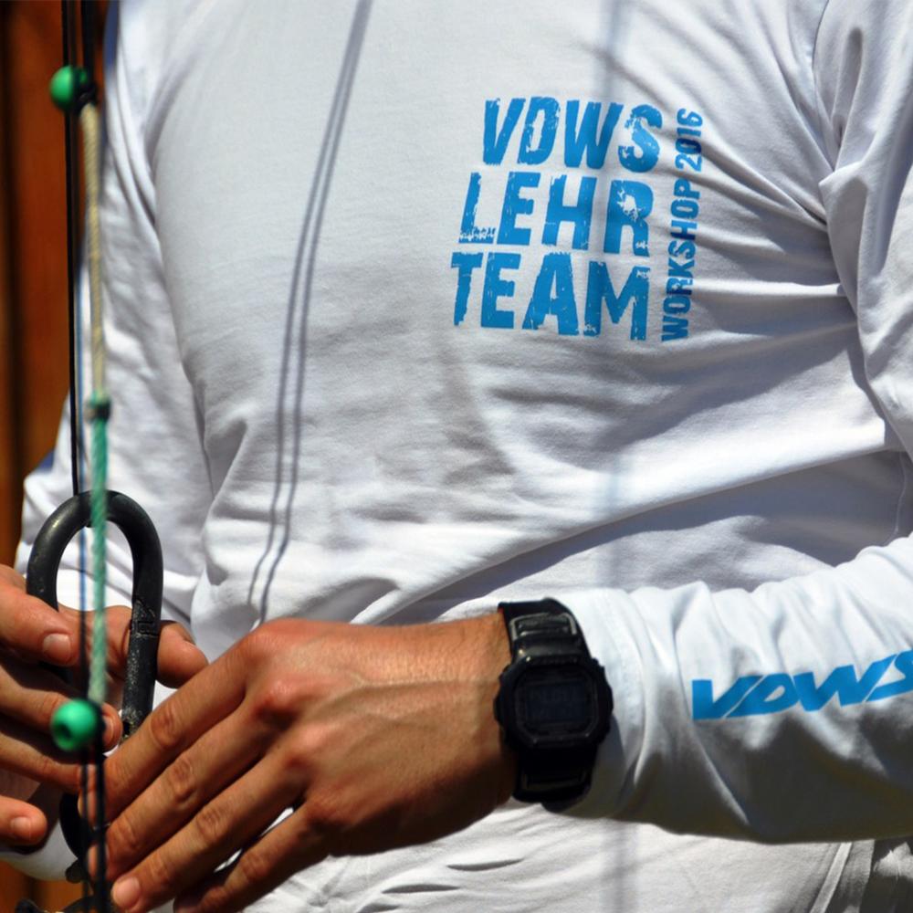 Timo Sternemann - Ausbilder für Kitesurf- und SUP-Lehrer (VDWS Lehrteamer)